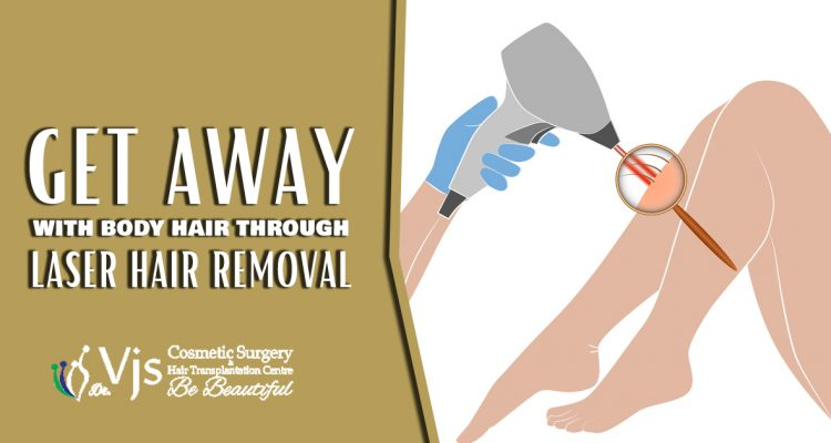 Laser Hair removal – A trend widespread across the world in both the genders
